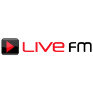 Live FM 107.8-Logo