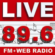 Live FM 89.6-Logo