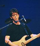 Lou Reed war an diesem Abend nicht in der Lage, ein Konzert zu spielen