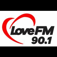 Love FM 90.1-Logo