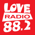 Love Radio 88.2-Logo