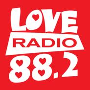 Love Radio 88.2-Logo