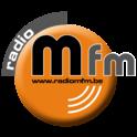 Radio M fm-Logo