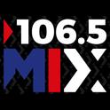 MIX 106.5-Logo