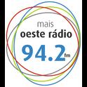 Mais Oeste Rádio-Logo