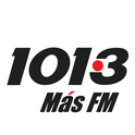 Más FM 101.3-Logo