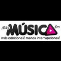 Más Música FM-Logo