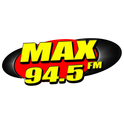 Max FM 94.5 -Logo