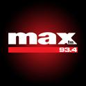 Max FM 93.4-Logo