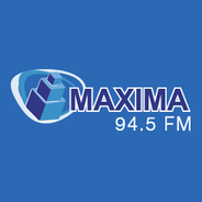 Maxima FM 94.5-Logo