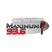 Maximum FM 93.6-Logo