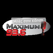 Maximum FM 93.6-Logo