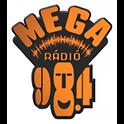 Mega Rádió 98.4-Logo