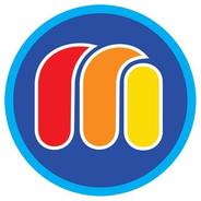 Mega Stereo 100.9-Logo