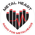 Metal Heart Radio-Logo