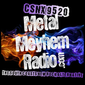 Metal Meyhem Radio-Logo