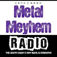 Metal Meyhem Radio-Logo