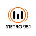 Metro 95.1-Logo