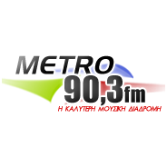 Metro FM 90.3-Logo