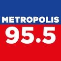 Metropolis 95.5-Logo