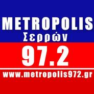 Metropolis 97.2-Logo