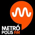 Metrópolis FM-Logo