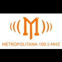 Metropolitana 100.5-Logo