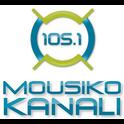 Mousiko Kanali 105.1-Logo