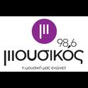 Mousikos 98.6-Logo