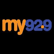 My 92.9 KMIY-Logo