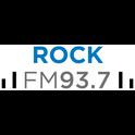 Radio Nacional Rock 93.7 FM-Logo