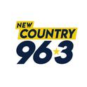 New Country 96.3 KSCS-Logo