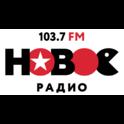 Novoe Radio 103.7-Logo