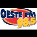 Oeste FM 98.5-Logo