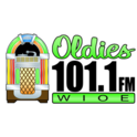 Oldies 101.1 WIOE-Logo