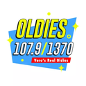 Oldies 107.9 / 1370-Logo