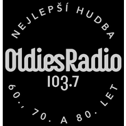 Oldies Radio 103.7-Logo