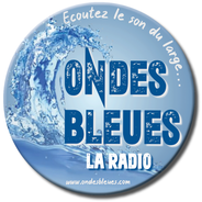 Ondes Bleues-Logo