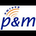 Omroep P&M-Logo