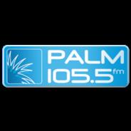 Palm FM 105.5-Logo