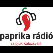 Paprika Rádió-Logo