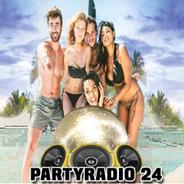 Partyradio24-Logo