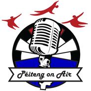 Péiteng on Air-Logo