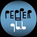 Pepper 96.6-Logo