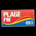 Plage FM-Logo