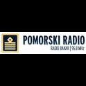 Pomorski Radio Bakar-Logo