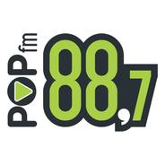 Pop FM 88.7-Logo