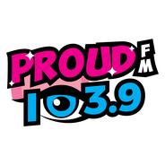 Proud FM 103.9-Logo