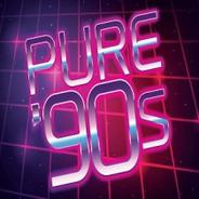 Pure 90s-Logo