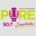 Pure FM 90.7-Logo